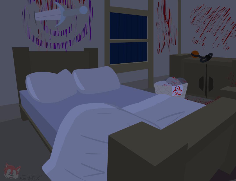 Bedroom Background Episode