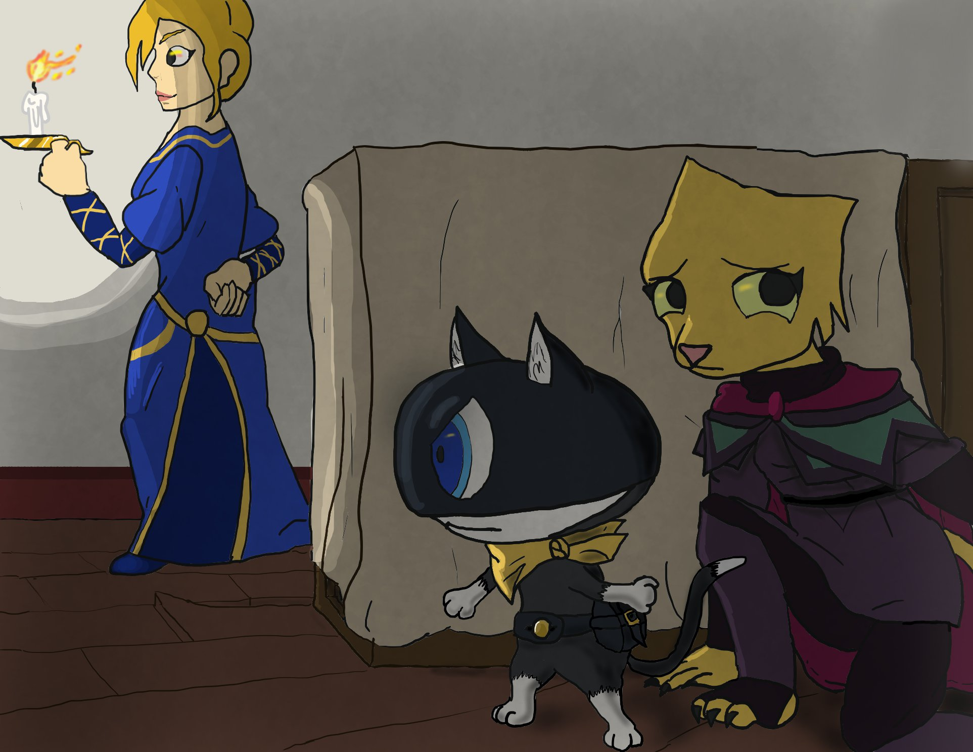 image 4150 cloak of gray tomorrow katia s thief tunic artist