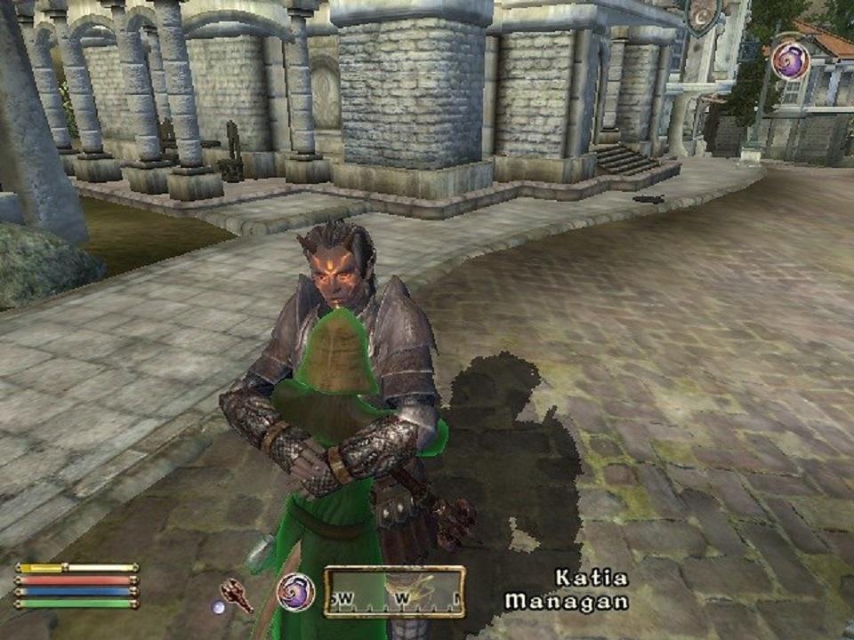 Image 6046: Katia's_wizard_robe TES_Oblivion anvil character