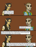 Bosmer Prequel:_Precede artist:Cyrus_Blacksword comic lockpick not_sure_if_racist plain_background text
